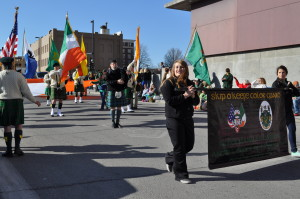 2014 St. Patrick's day parade!